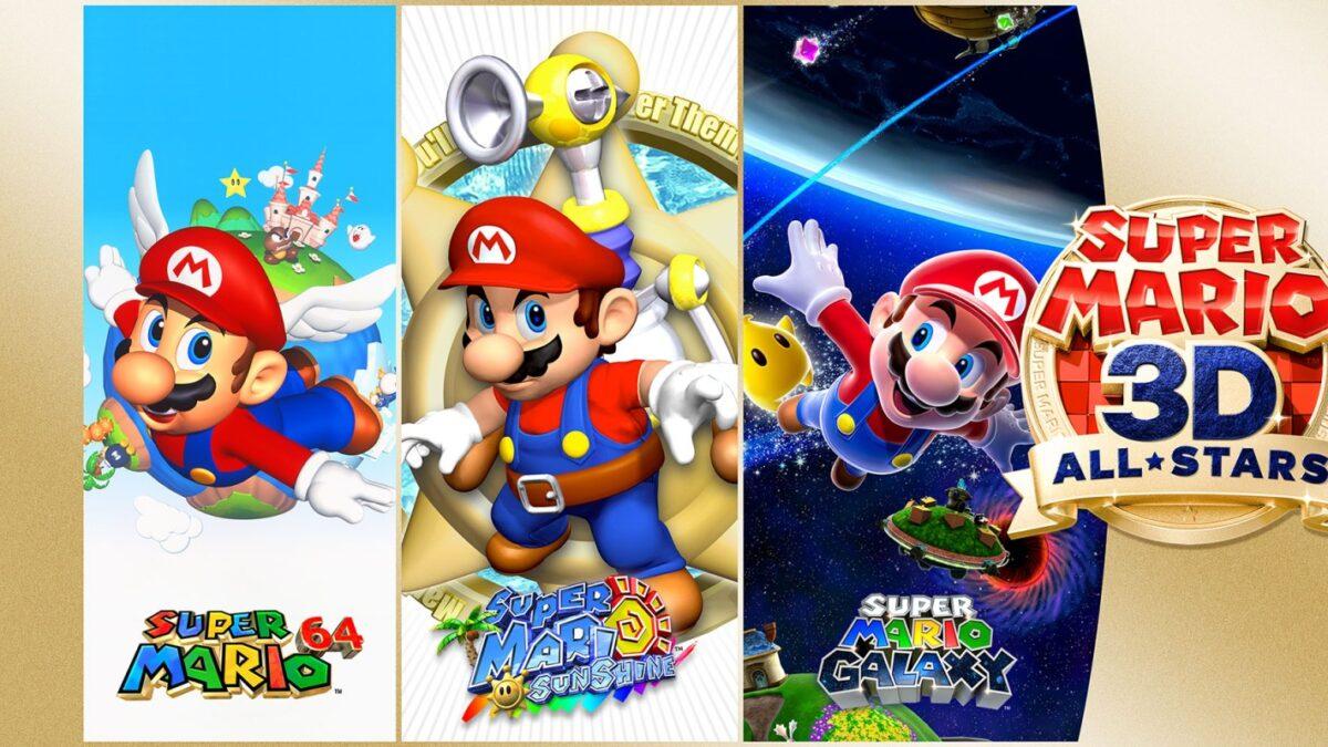 Nintendo Switch İçin Super Mario 3D All-Stars 18 Eylül'de Geliyor