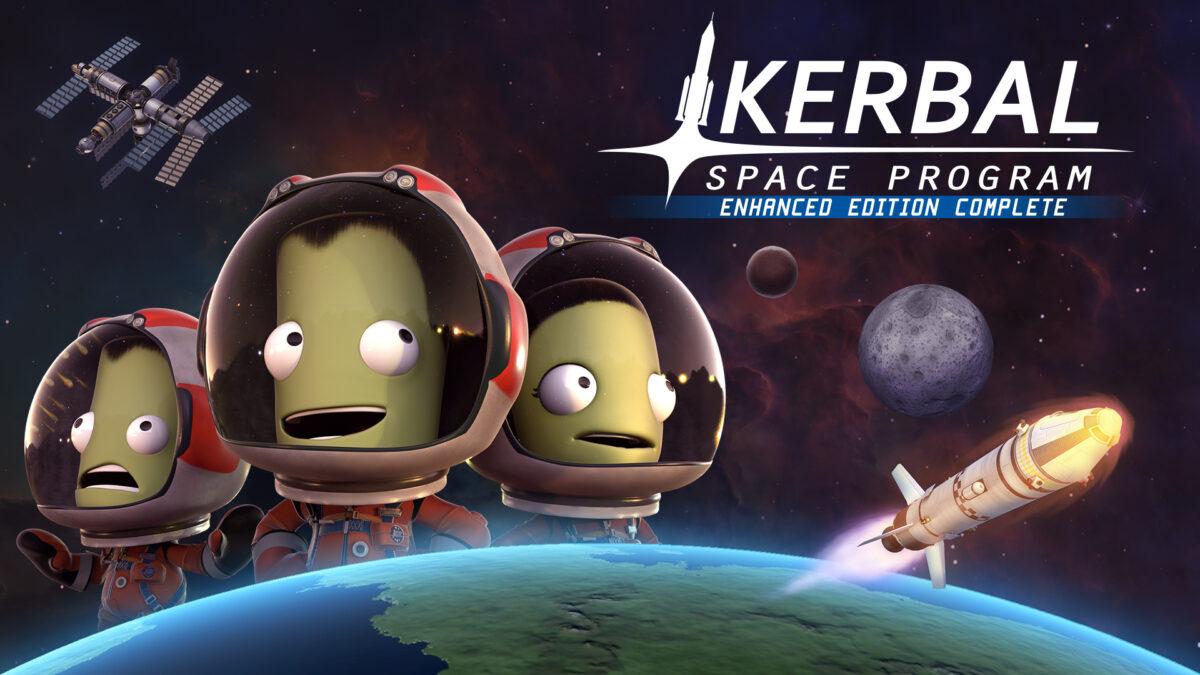 Kerbal Space Program: Enhanced Edition Complete Artık Konsollarda