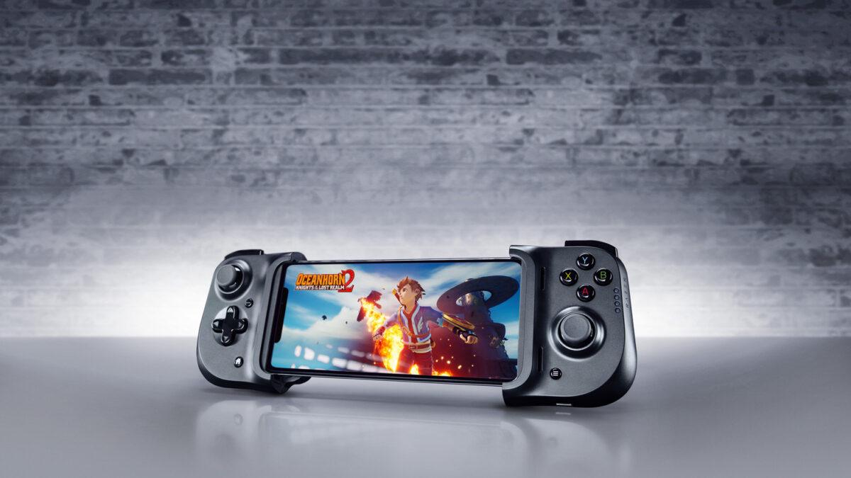 Iphone, Nintendo Switch'e Dönüyor. Razer Kishi Iphone Tanıtıldı