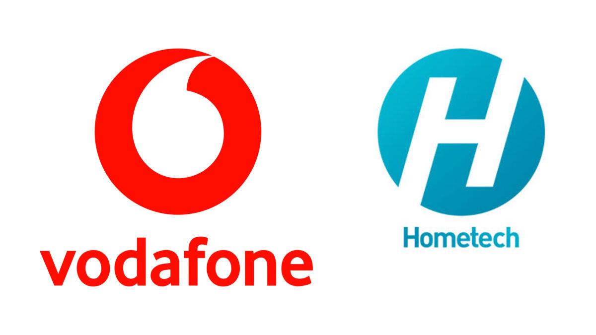 Vodafone Hometech İş Birliği