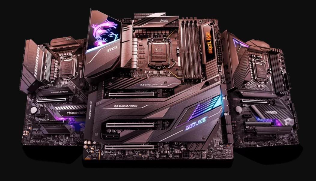 MSI, 400 Serisi Anakartlarda Soğutucu Tipine Özel Güç Ayarı Sunuyor.