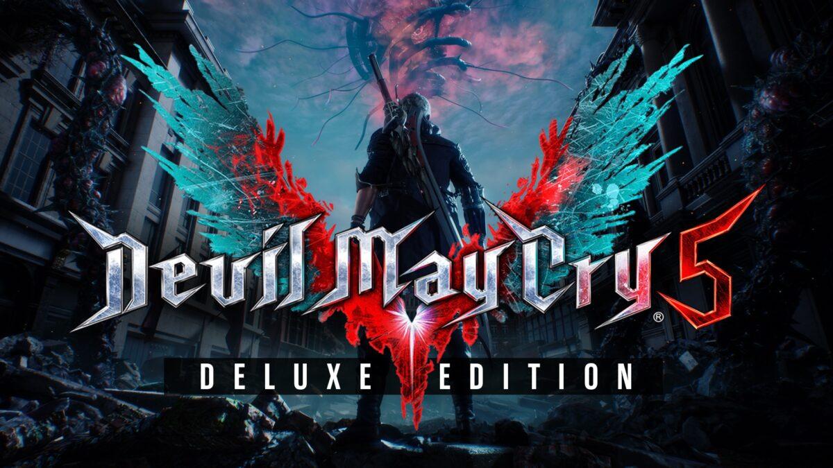 Devil May Cry 5 Special Edition Bugün Yeni Nesil Konsollara Çıkıyor.
