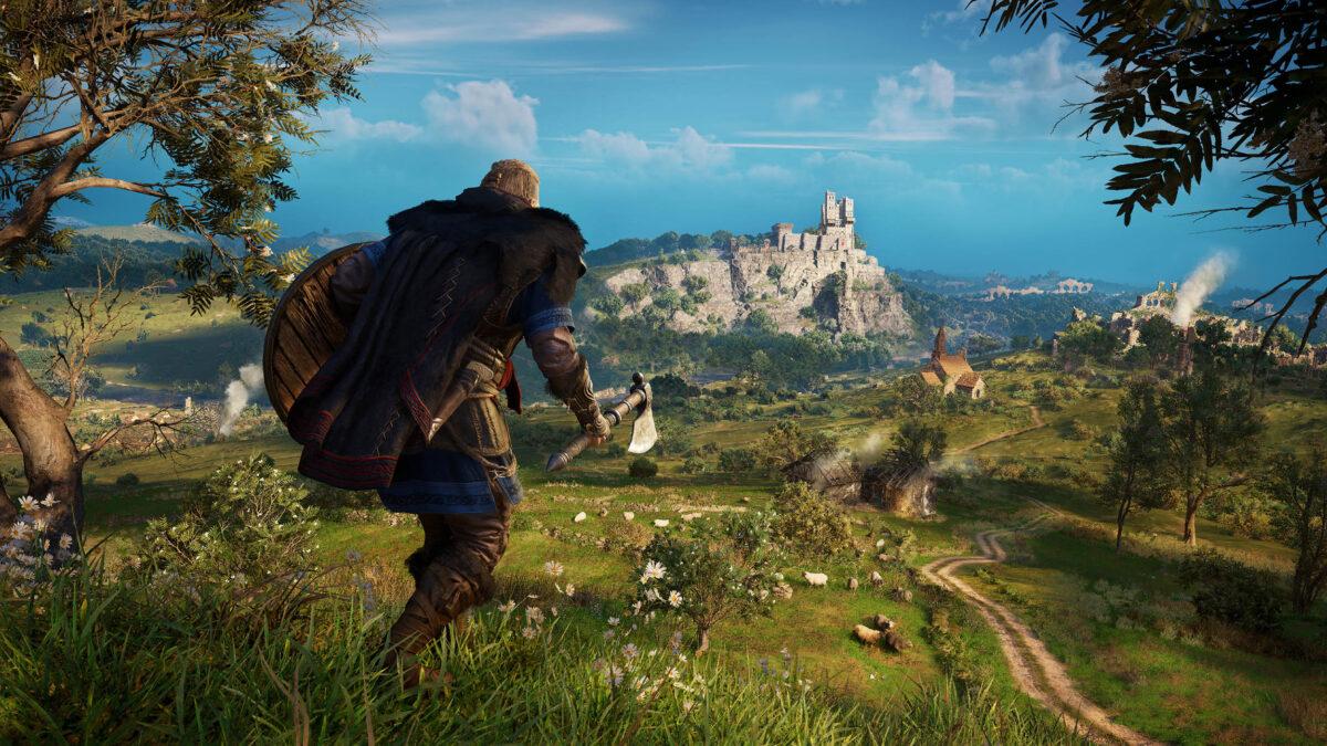 Assassin's Creed Valhalla Kaplayacağı Alan ve İlk Gün Yamasının Detayları Belli Oldu.