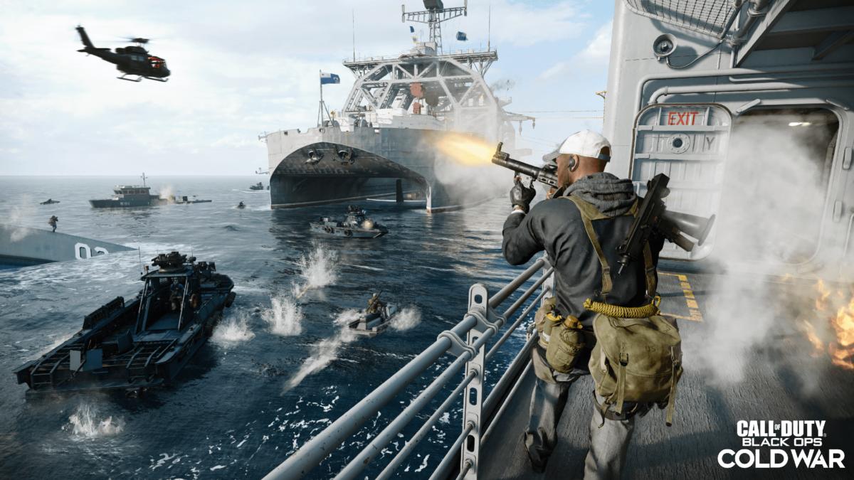 Call of Duty Black Ops Cold War Diskinizde Bayağı Yer Kaplayacak