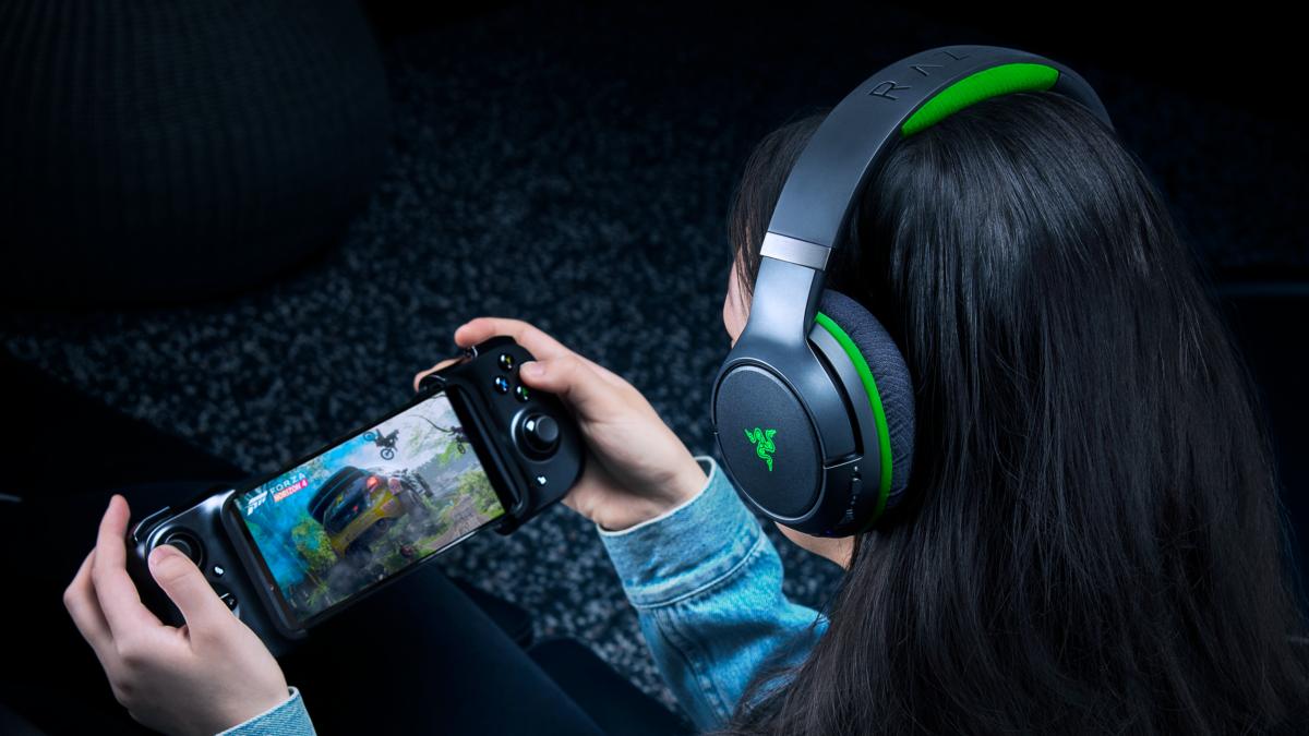 Razer Nihai Xbox ve Bulut Oyun Kulaklığı Kaira Pro'yu Tanıttı.