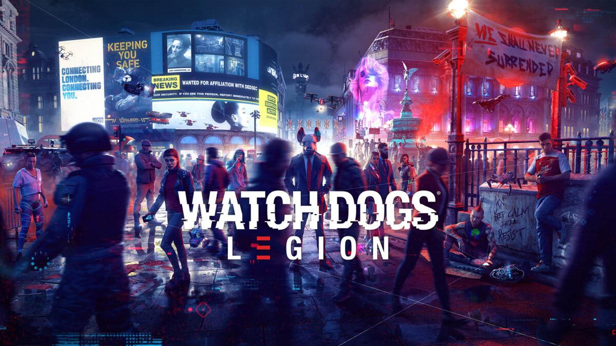 Watch Dogs: Legion Artık Xbox Series X/S Üzerinden İndirilebilir.