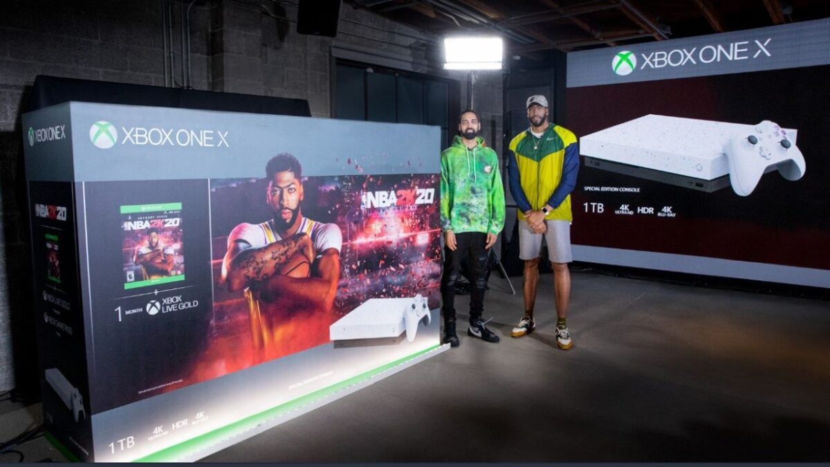 NBA 2K21'in Xbox Series X Dosya Boyutu Ortaya Çıktı.