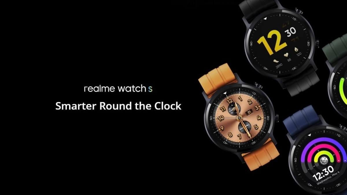 Realme Watch S Duyuruldu! İşte Fiyatı ve Özellikleri.