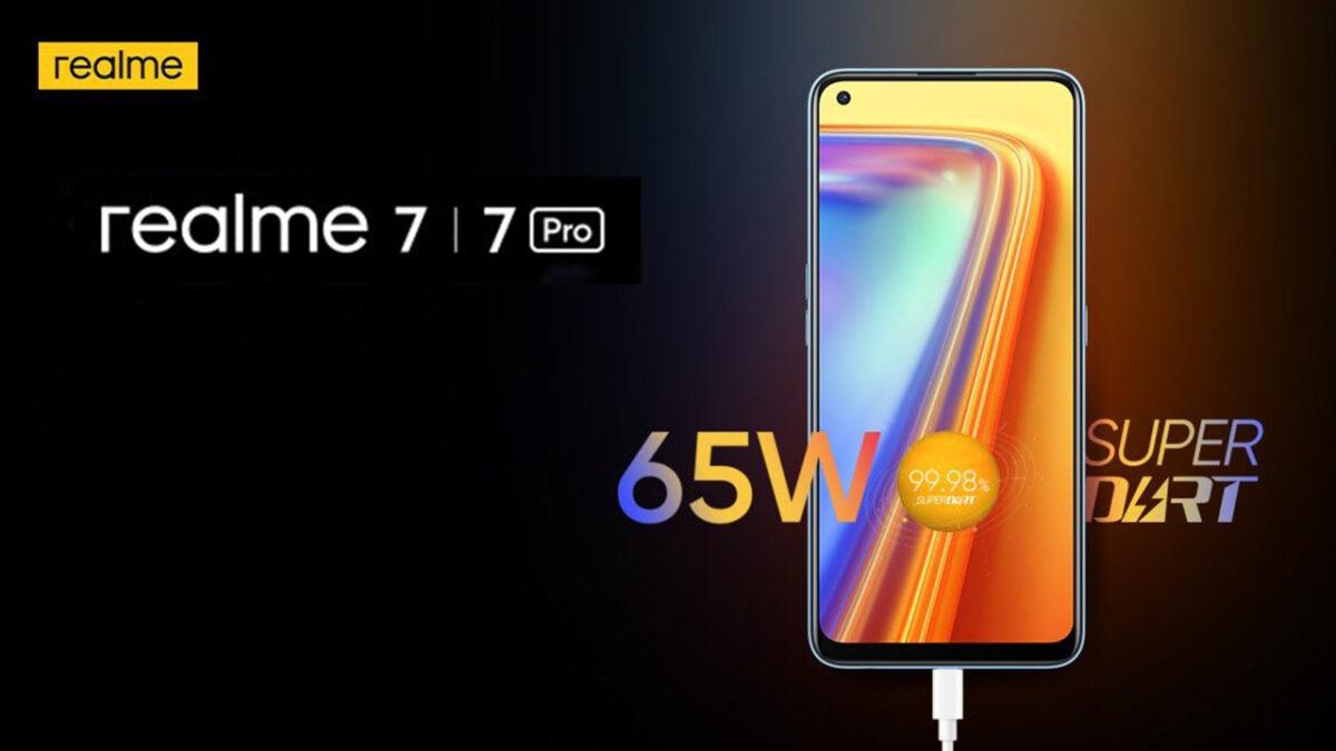 Realme 7'in Özellikleri ve Fiyatı Açıklandı.