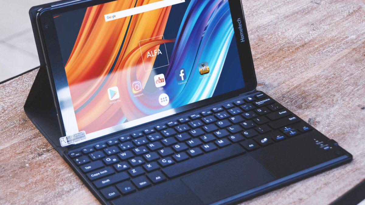 Hometech'in Yeni Tablet Bilgisayarı ALFA 10TB Satışa Çıktı