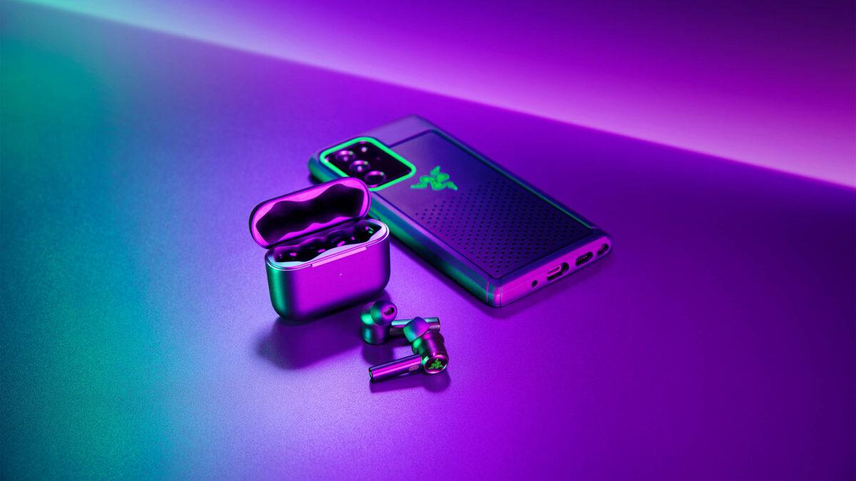 Razer Hammerhead True Wireless Pro Kulaklık Tanıtıldı.