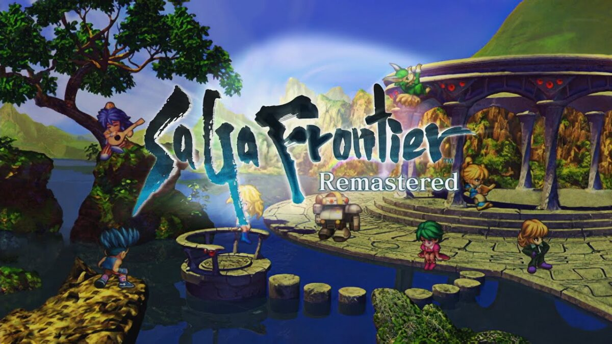 Saga Frontier Remastered Duyuruldu.