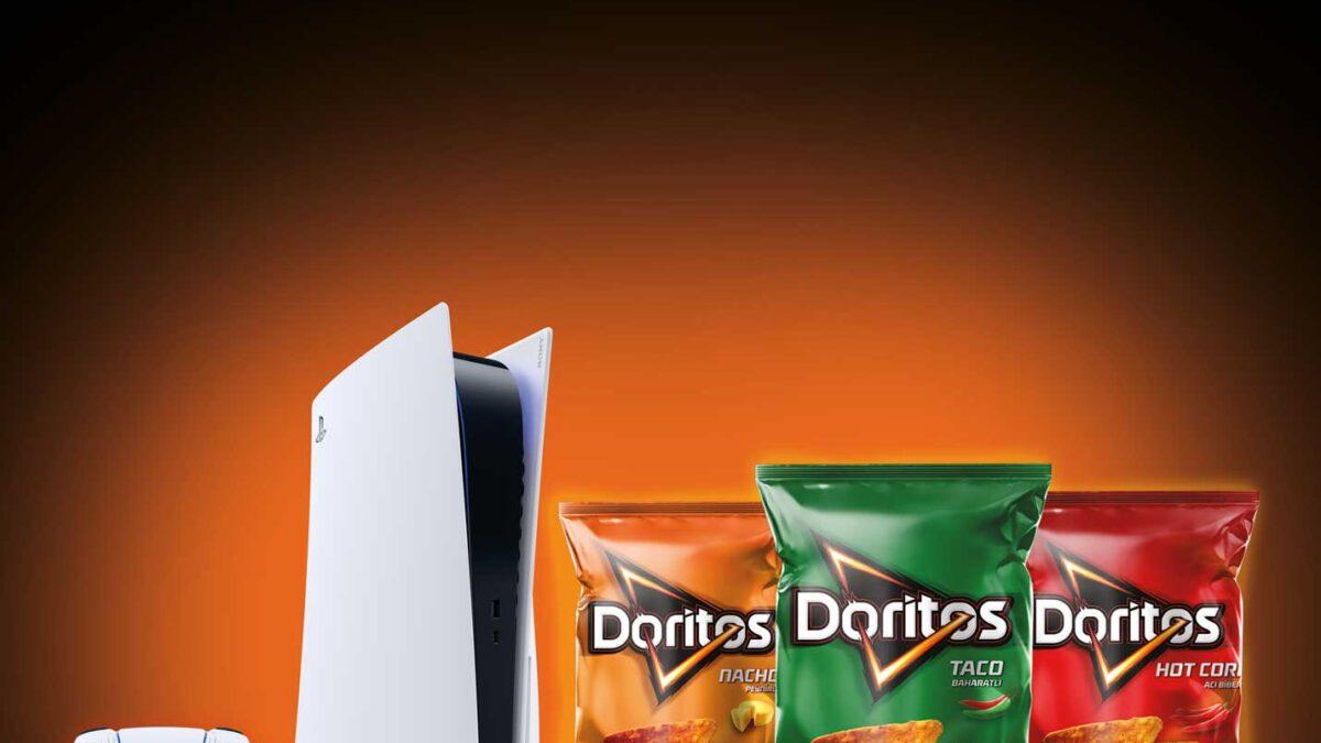 Doritos 25 Adet Playstation 5 Veriyor.