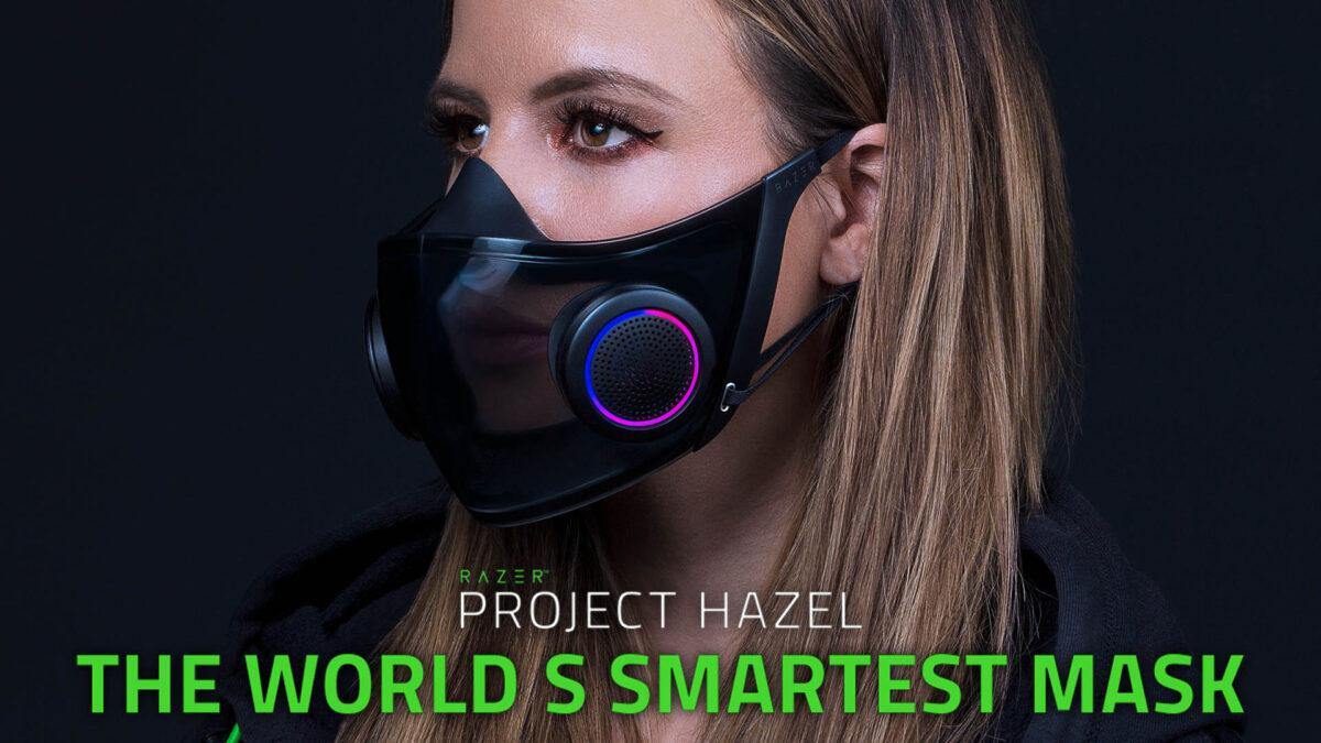 Razer, CES 2021'de Akıllı Maske ve Oyuncu Koltuğu Konsept Tasarımlarını Tanıttı