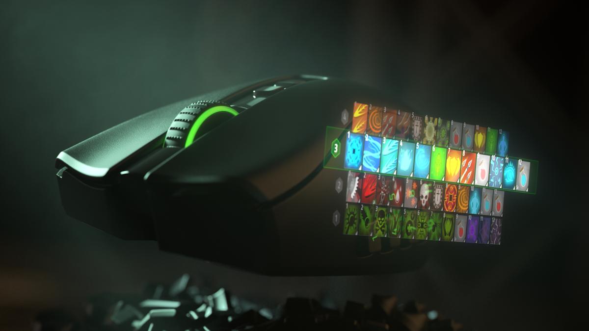Her Oyuna Adapte Olan Razer Naga Pro Satışta
