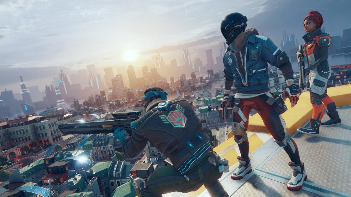 Ubisoft'tan Ücretsiz Battle Royale