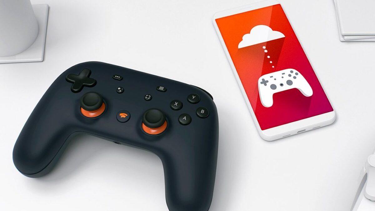 Google Stadia Android Telefonlara Geliyor