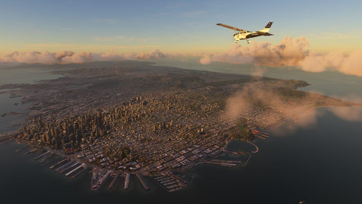 Microsoft Flight Simulator 2020'nin PC çıkış tarihi ve Türkiye Fiyatı Açıklandı