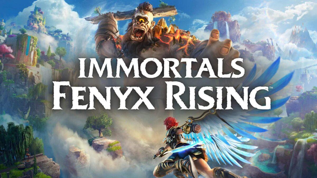 Yunan Mitolojisinin Eğlenceli Hali Immortals Fenyx Rising İncelemesi
