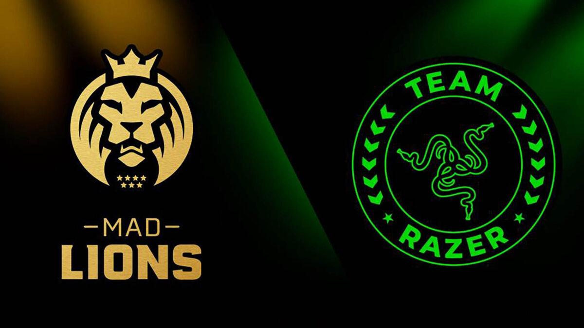 Türk Oyuncusu ile Ekibini Güçlendiren Mad Lions Team Razer'a Dahil Oldu