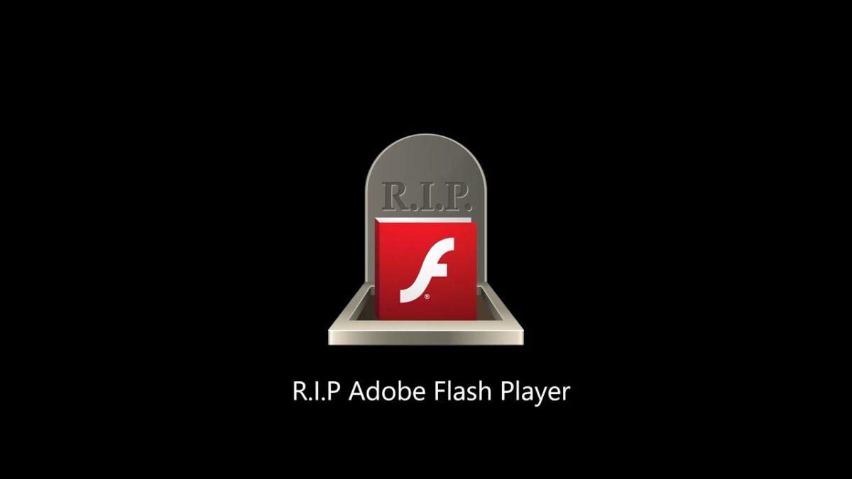 Adobe Flash'a Elveda