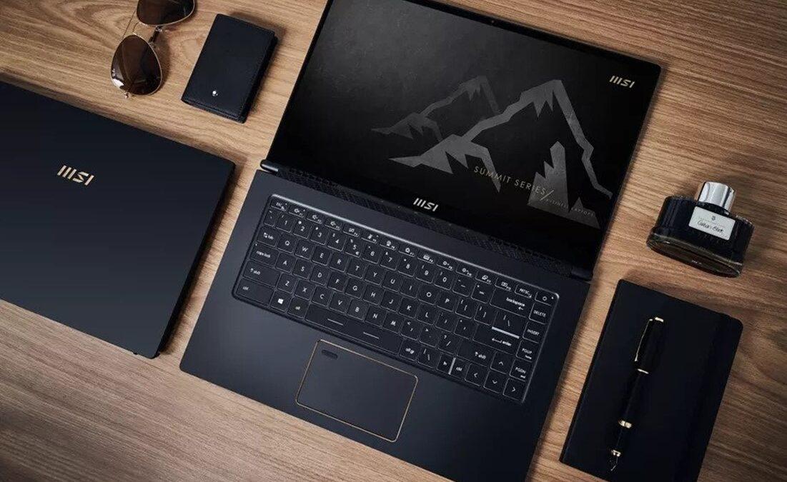 MSI, İş Odaklı Summit Serisi Laptoplarını ve Yeni Logosunu Tanıttı