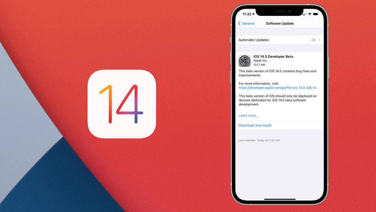 iOS 14.5 Güncellemesi İle Gelecek En İyi Özellikler