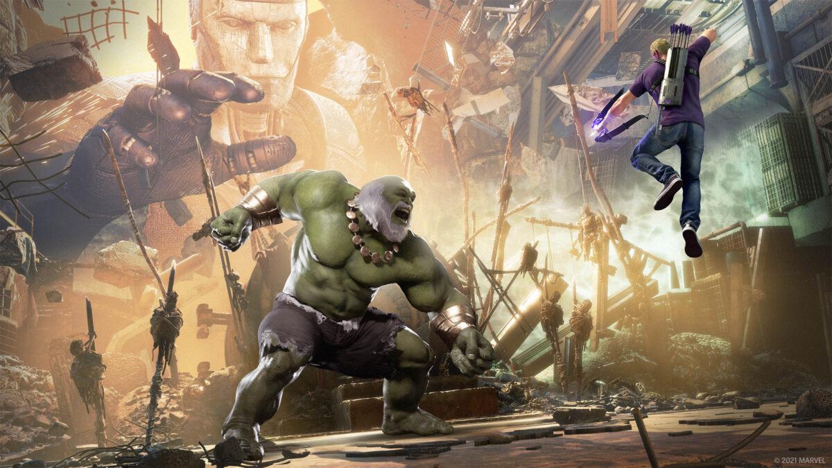 Marvel's Avengers'ın Yeni Nesil Konsollarda Çıkışını 18 Mart 2021'de Yapacak
