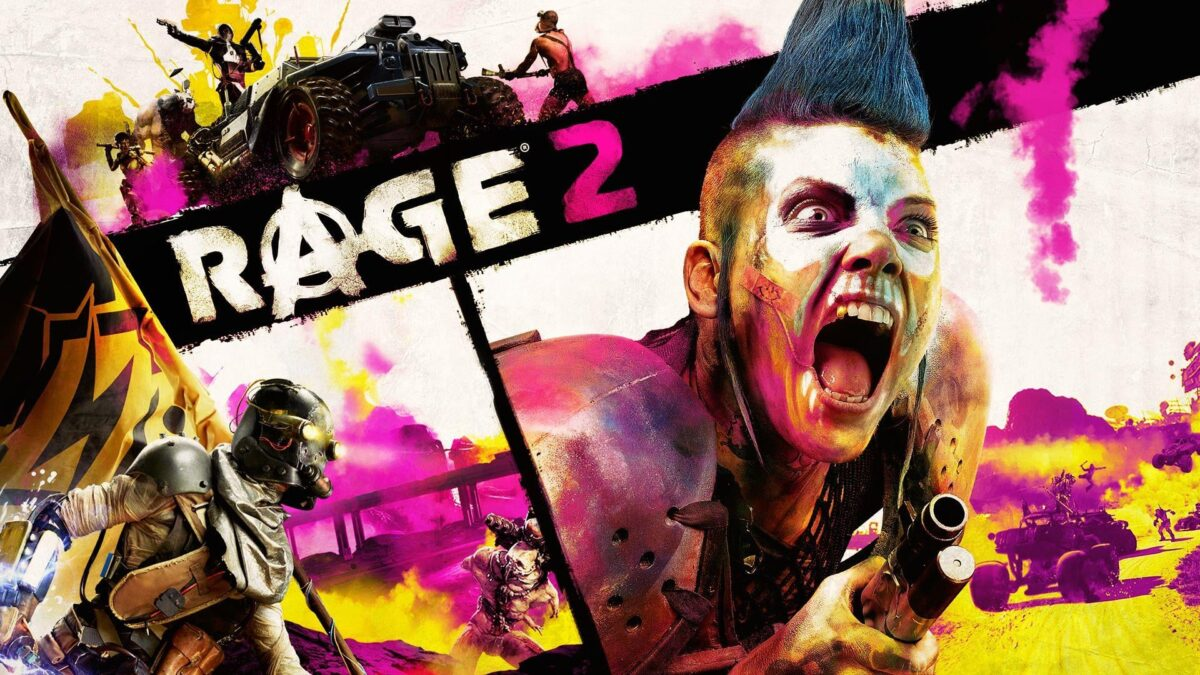Rage 2 Haftaya Epic Store'da Ücretsiz Olacak