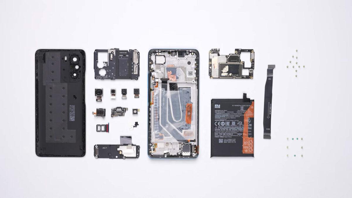 Redmi K40 ve K40 Pro Parçalara Ayrılma Videosu Yayınlandı