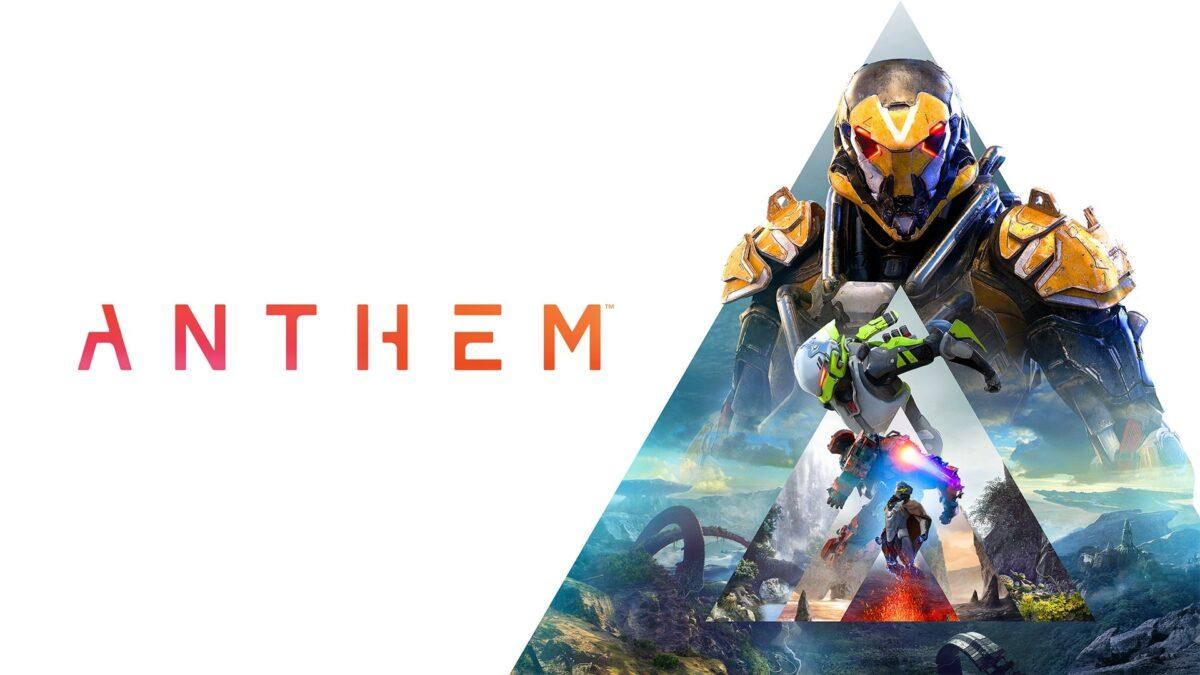 Bioware, Anthem Üzerinde Çalışmayı Durdurdu. Anthem Next Gelmeyecek