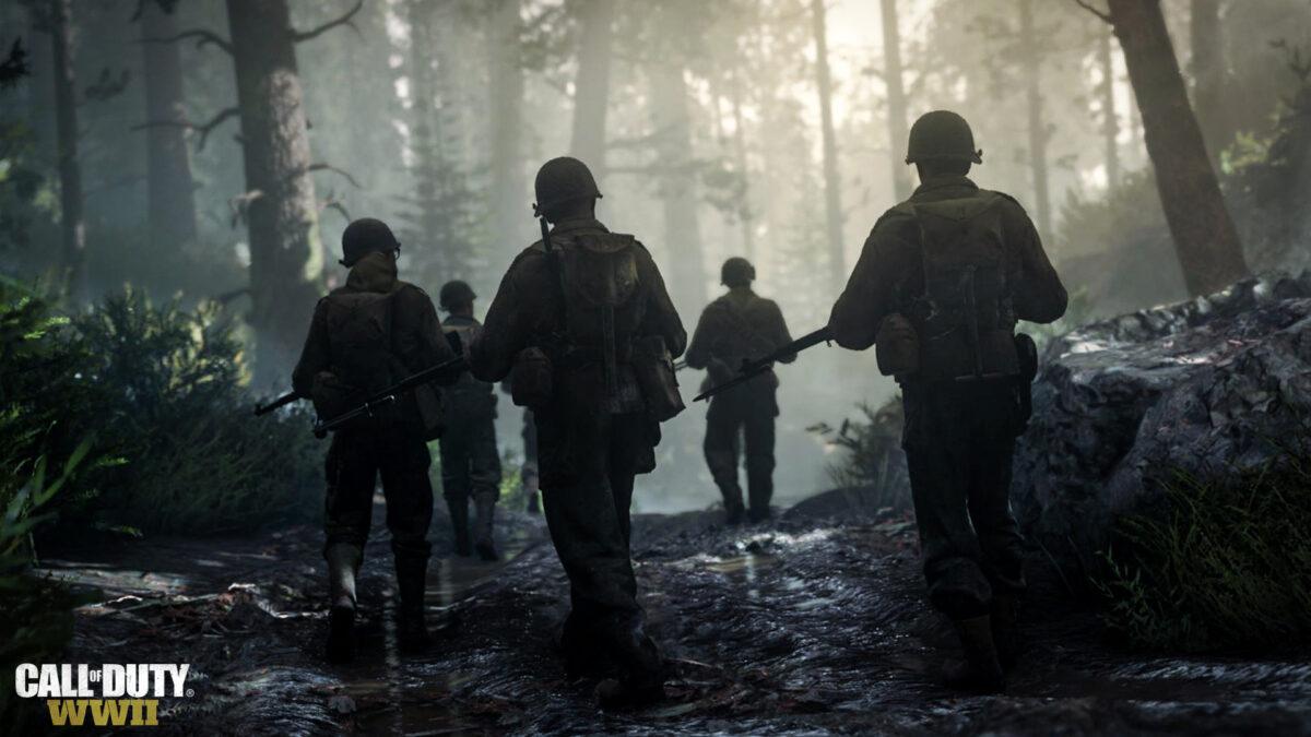 Call of Duty Tekrar İkinci Dünya Savaşına Dönüyor Olabilir