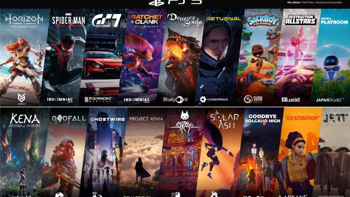 Yeni PS5 Oyunlarının Çıkış Tarihleri