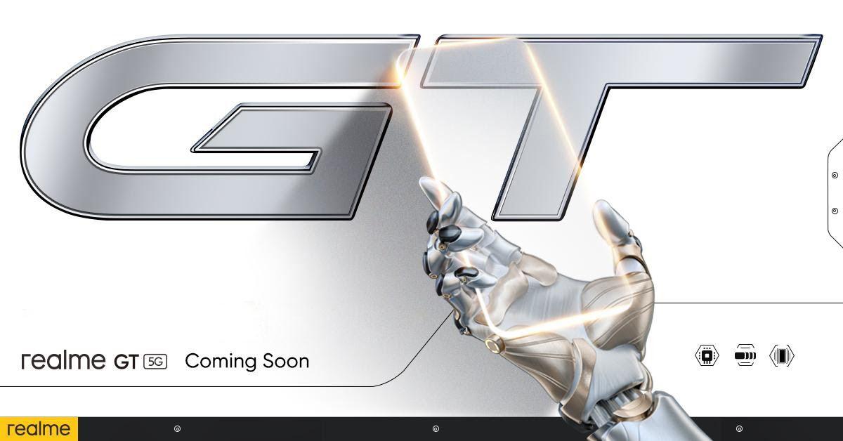 Realme GT 5G, 65W Şarj İle 3C Listesinde Göründü