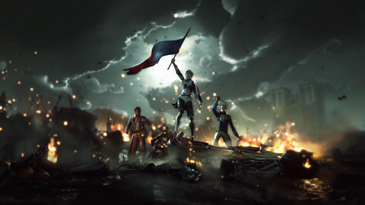Robotlu Fransız Devrimi Anlatan Steelrising Tester Arıyor