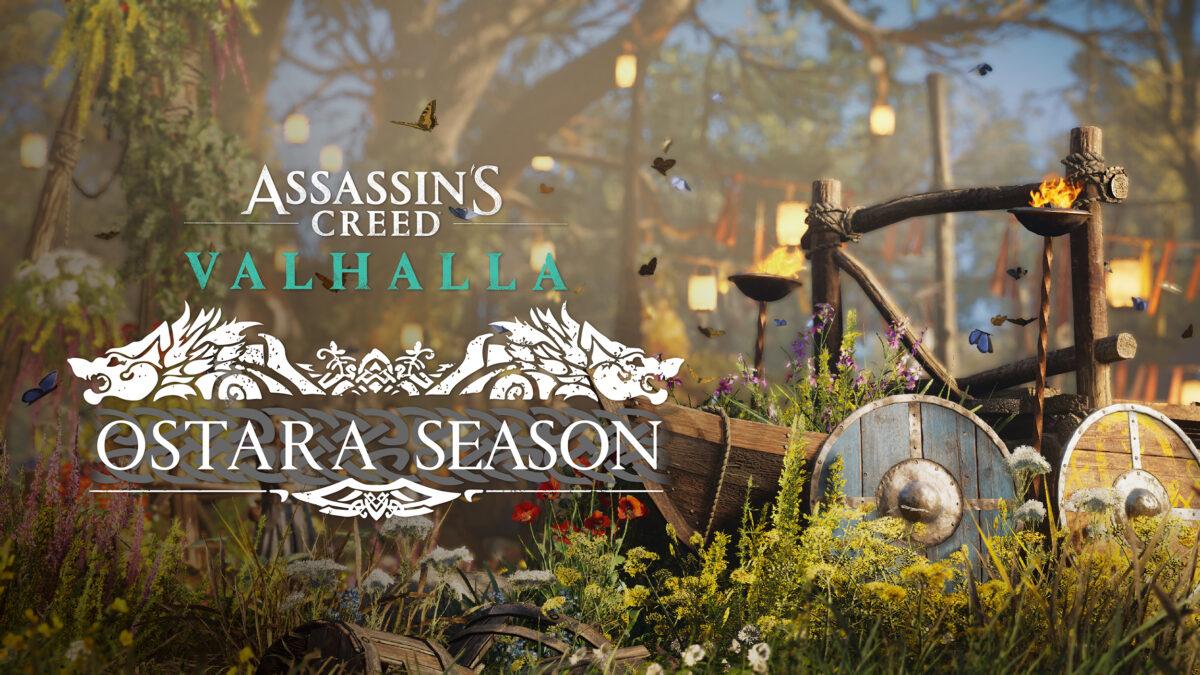 Assassin's Creed Valhalla Wrath of The Druids DLC'si  29 Nisan'da Geliyor