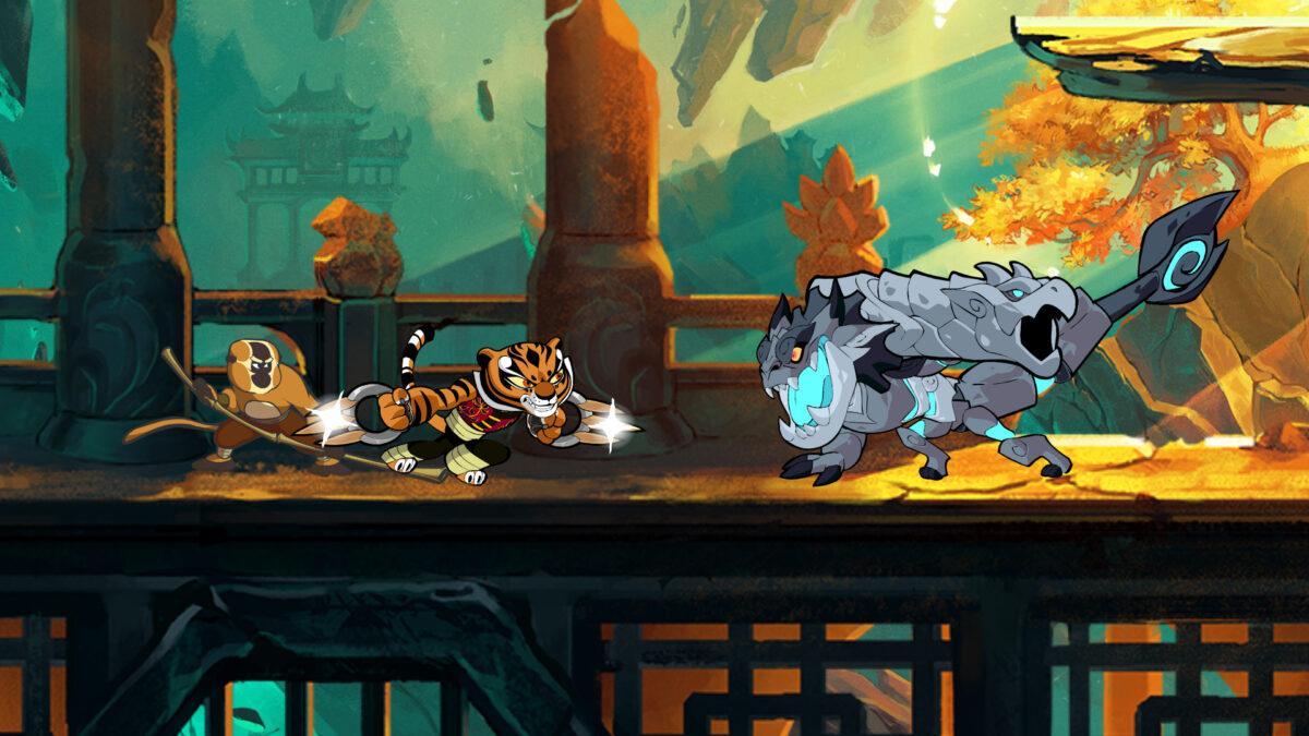 Dreamworks Animation'dan Kung Fu Panda Savaşçıları, 24 Mart'ta Epic Crossovers Olarak Brawlhalla'ya Katılıyor