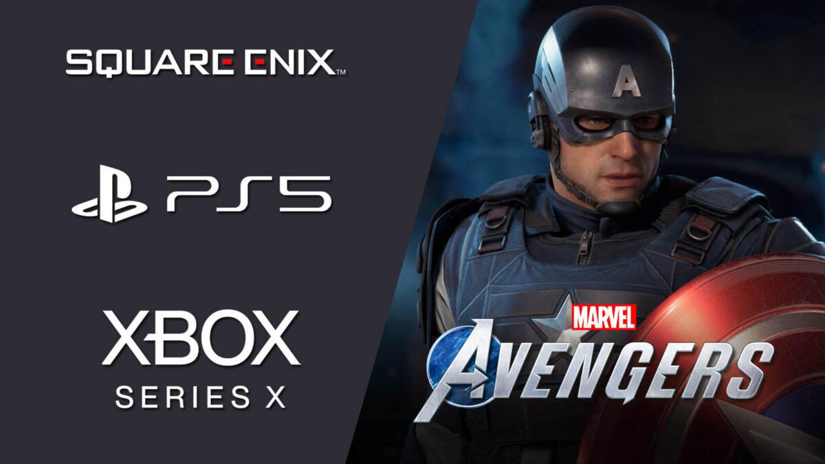 Marvel's Avengers Artık Yeni Nesil Konsollarda Oynanabiliyor