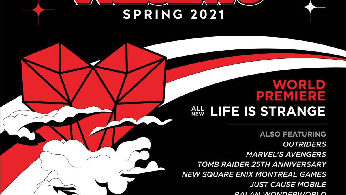 Square Enix Presents Digital Direct Serisinin İlki 18 Mart'ta Başlıyor