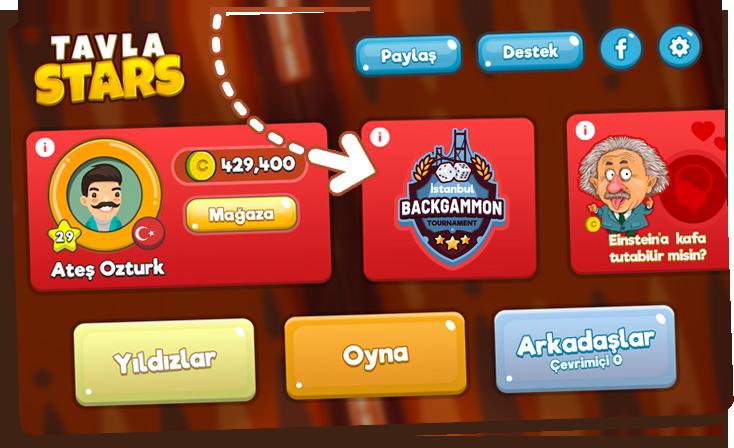 İstanbul Tavla Turnuvası'na  Gençlerden Büyük İlgi. 50 Bin TL'lik ödülü kim kazanacak?