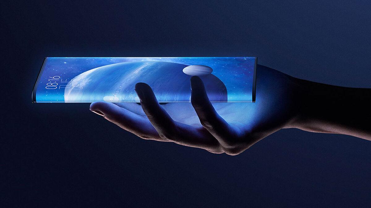 Katlanabilir Xiaomi Mi Mix Gelebilir