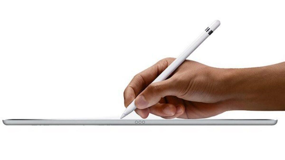 Yeni Apple Pencil Tasarımı Sızmış Olabilir