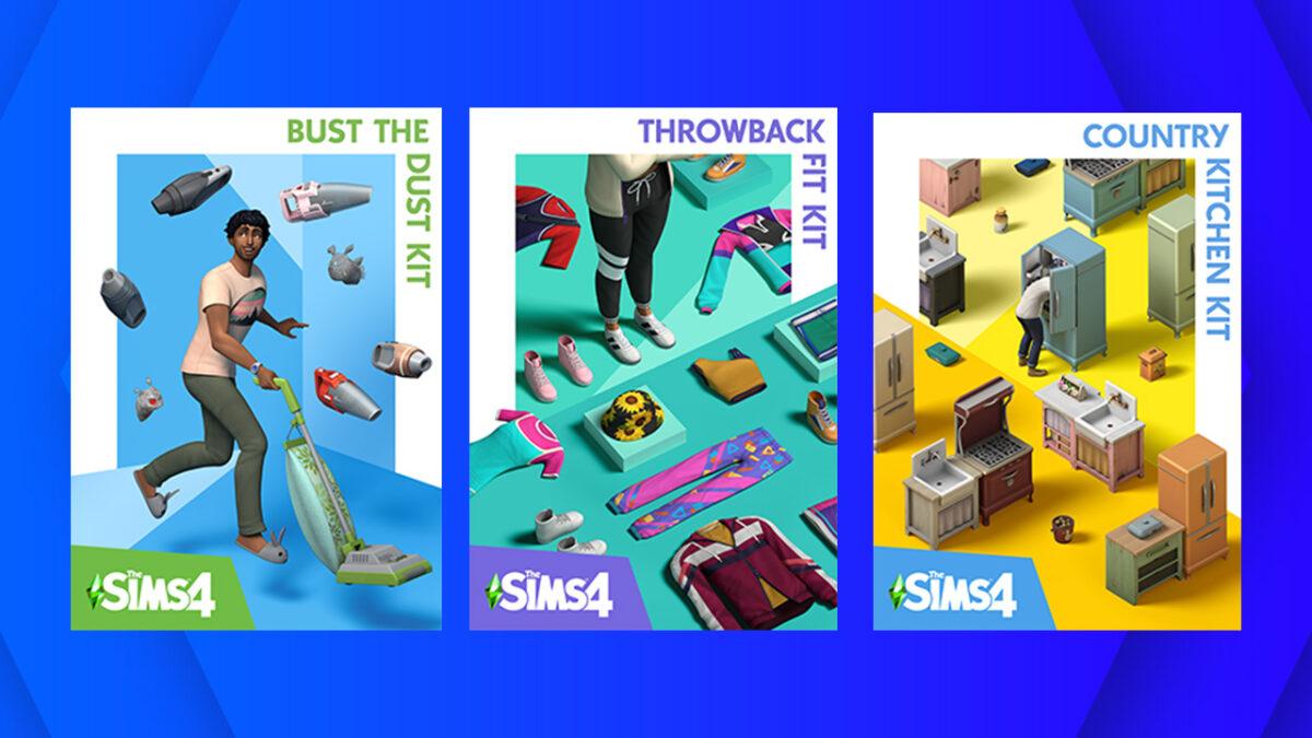 Sims 4 Kits DLC'si Satışta