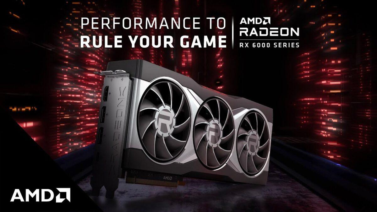 Radeon RX 6000 Ekran Kartlı Laptoplar Yakında Geliyor