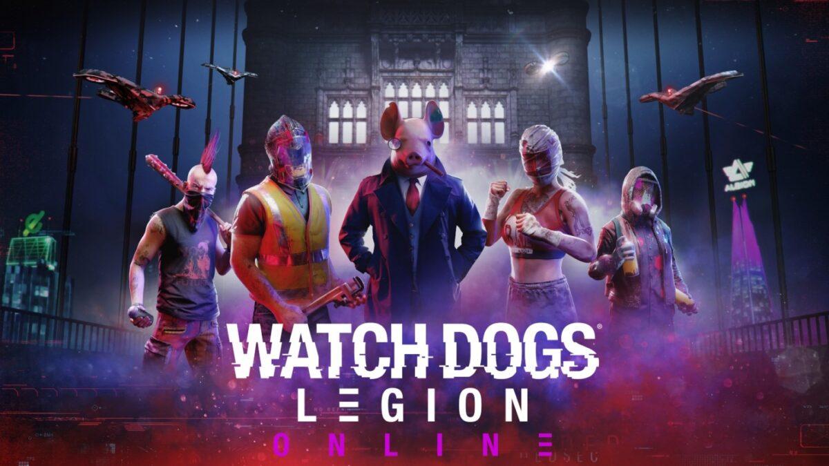 Watch Dogs: Legion Resmi Online Modu Çıktı