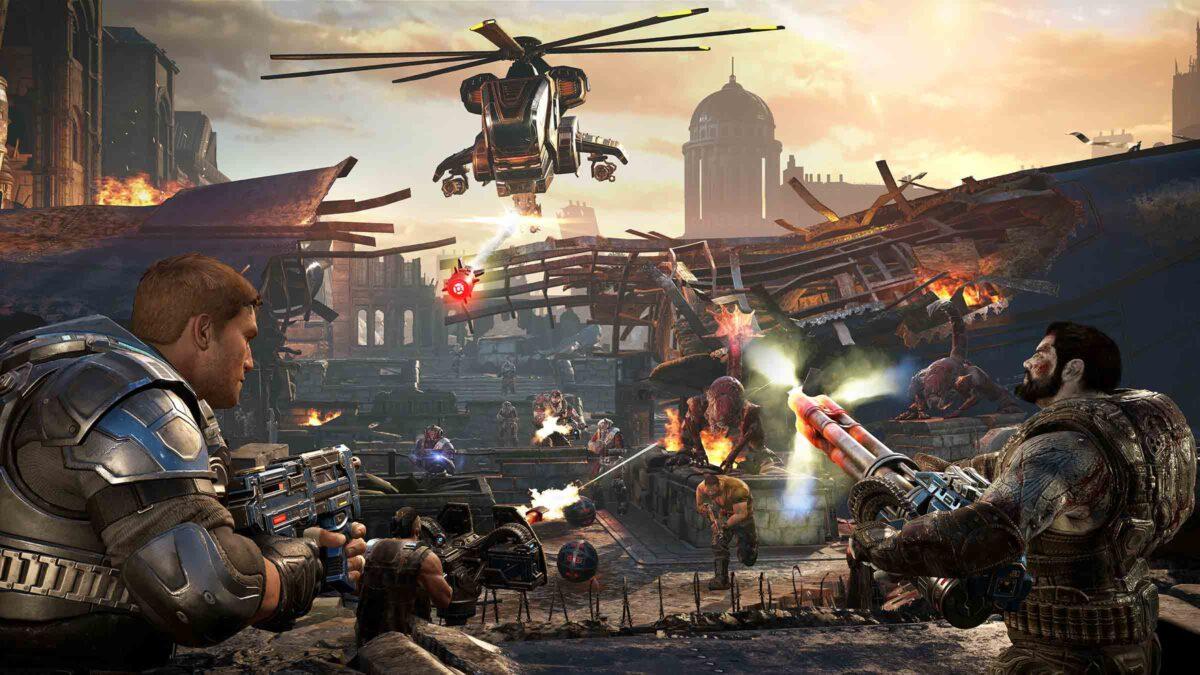 Gears of War Tasarımcısı Cliff Bleszinski Yeni Bir Oyun Üzerinde Çalışıyor