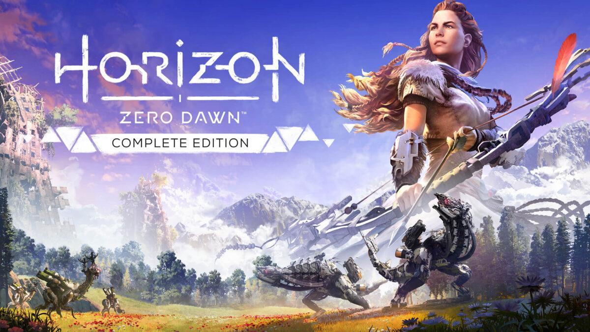 Horizon Zero Dawn Complete Edition Ücretsiz Oldu