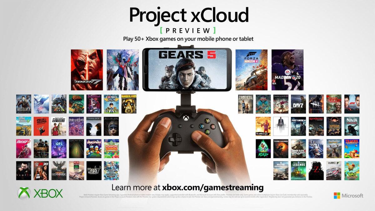 Xbox Cloud Gaming Bugün PC ve iOS'e Geliyor