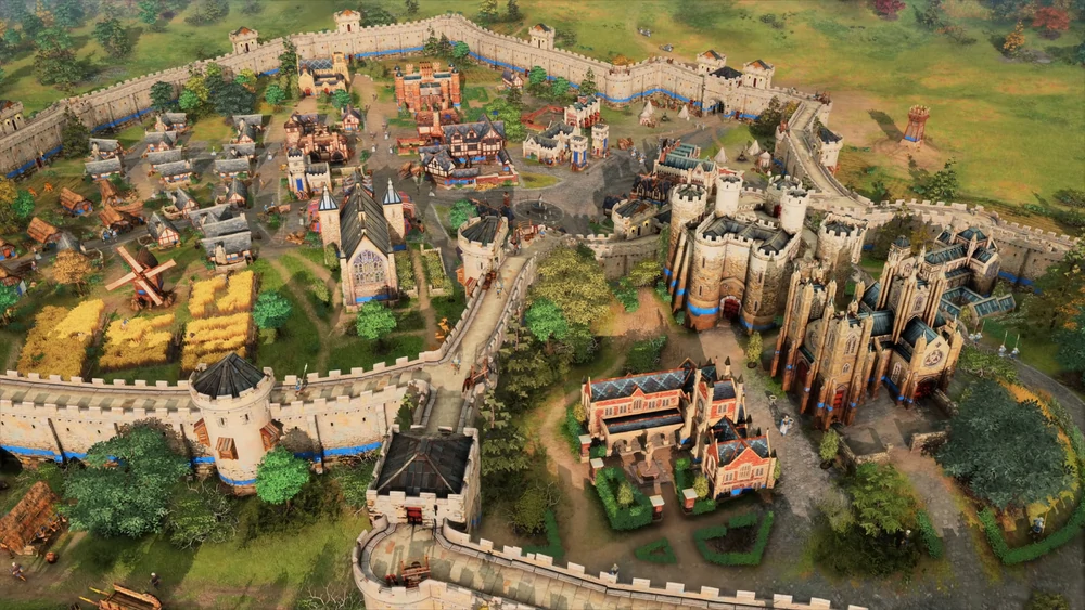 Sonbaharda çıkması beklenen Age of Empires 4'ün yeni oynanış videosu yayınlandı