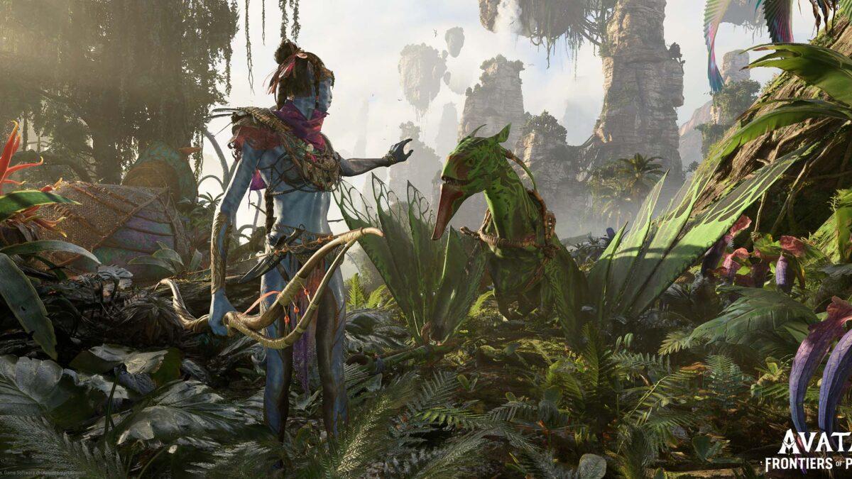 Avatar Oyunu Geliyor. İşte İlk Fragman